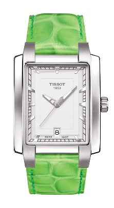 67136 - Tissot T-Trend TXL Watch on Leather Strap