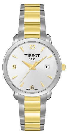 66389 - Tissot T-Classic Every Time 2-Tone Watch