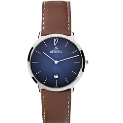 £265 Midnight blue dial strap  watch