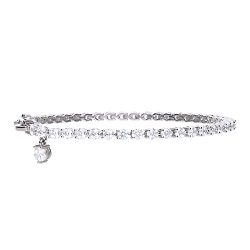 £183 Diamonfire CZ Tennis bracelet