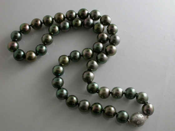Pearls - Rare Natural Beauty