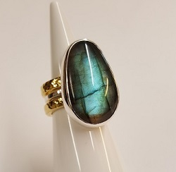 Handmade Rings by Jo Lennick
