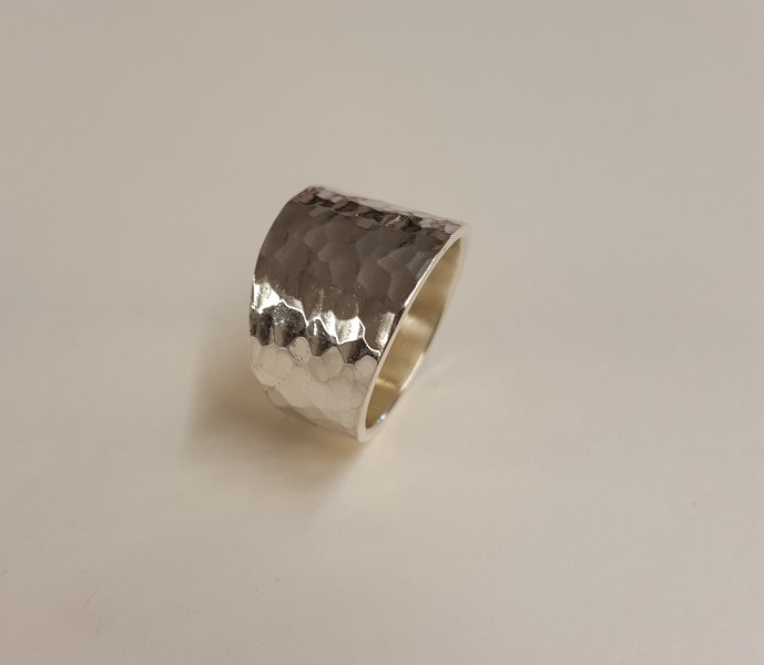 69197 - Handmade  Ring in Sterling Silver
