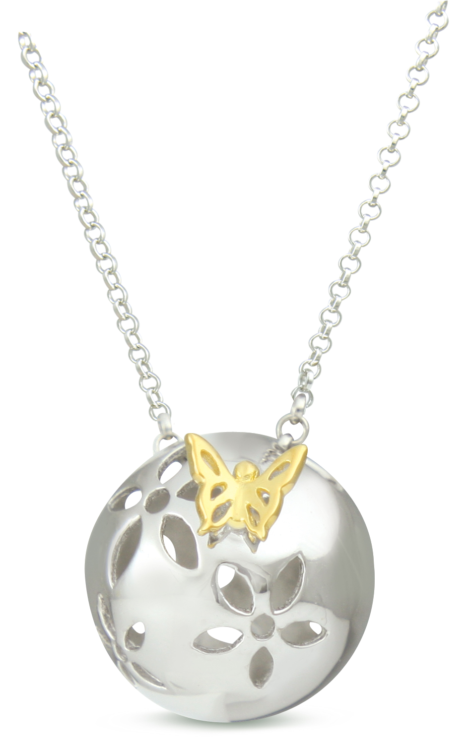 65702 - Sphere of Life in Sterling Silver