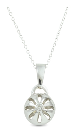67000 - Sphere of Life Cute 'Blossom' in Sterling Silver