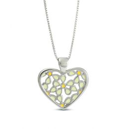 67023 - Sphere of Love 'Daisy Chain' in Sterling Silver