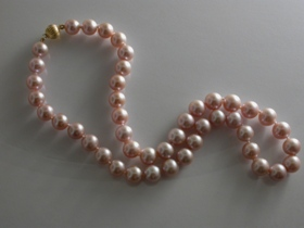 67246 - Pink Freshwater Cultured Pearls