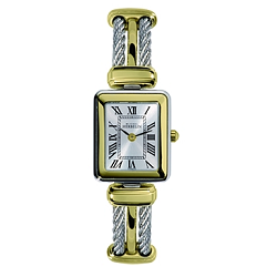 67468 - Michel Herbelin Small sized Slimline Cable Watch