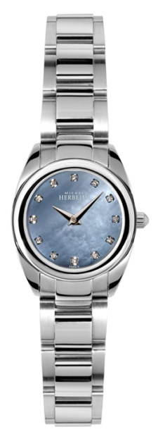67482 - Michel Herbelin Small sized Slimline Bracelet Watch