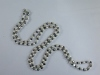 67923 - Black & White Freshwater Pearl Long Row Necklace