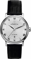 68124 - Michel Herbelin Large sized Automatic Strap Watch