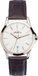 68126 - Michel Herbelin Large sized Strap Watch