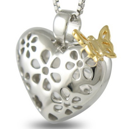 68178 - Sphere of Love 'Spring Time' pendant in Sterling Silver