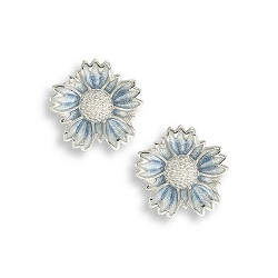 69068 - Silver Tidytip Stud Earrings