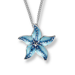 69070 - Starfish pendant in Sterling Silver