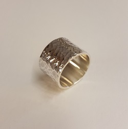 69196 - Handmade  Ring in Sterling Silver