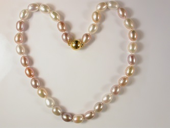 69240 - Naturally Coloured Freshwater Cultured Pearls