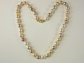 69248 - Naturally Coloured Freshwater Cultured Pearls