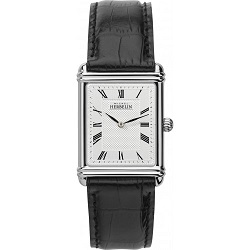69624 - Michel Herbelin Large sized Slimline Strap Watch