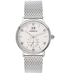 69978 - Michel Herbelin Large sized Inspiration Watch on strap